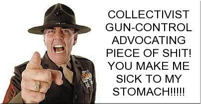 [IMG] Gunny says, `You make me sick!'