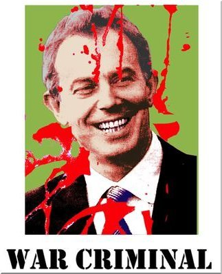 [IMG]: Tony Blair, war criminal.